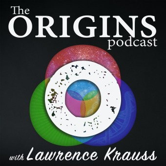 The Origins Podcast with Lawrence Krauss podcast artwork