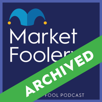 MarketFoolery podcast artwork