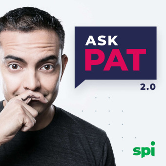 AskPat 2.0: A Weekly Coaching Call on Online Business, Blogging, Marketing, and Lifestyle Design podcast artwork