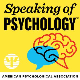 Speaking of Psychology podcast artwork