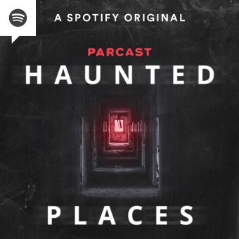 Haunted Places podcast artwork