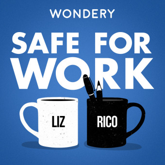 Safe For Work podcast artwork