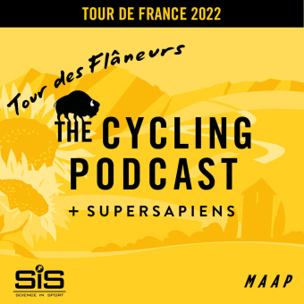 The Cycling Podcast podcast artwork