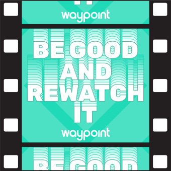 Be Good and Rewatch It podcast artwork