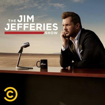 The Jim Jefferies Show Podcast podcast artwork
