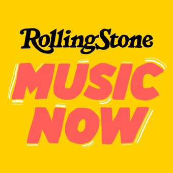 Rolling Stone Music Now podcast artwork