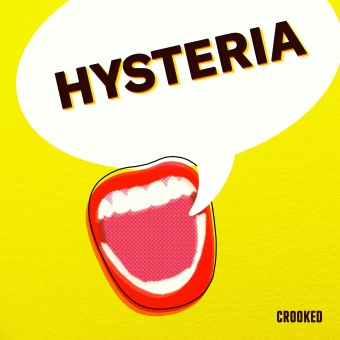 Hysteria podcast artwork