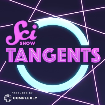SciShow Tangents podcast artwork