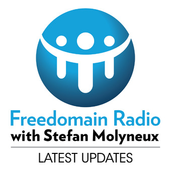 Freedomain with Stefan Molyneux podcast artwork