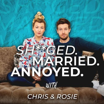 Sh**ged Married Annoyed podcast artwork