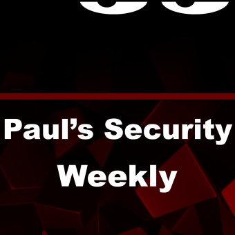 Paul's Security Weekly podcast artwork