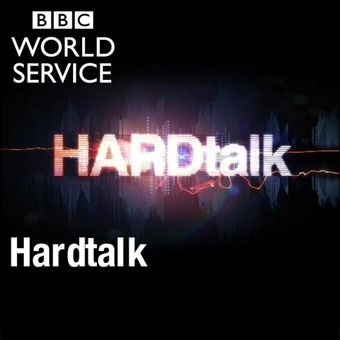 HARDtalk podcast artwork