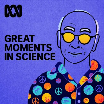 Great Moments In Science podcast artwork