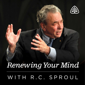 Renewing Your Mind with R.C. Sproul podcast artwork