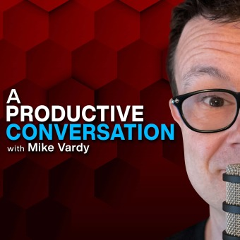 The Productivityist Podcast: A Time Management and Personal Productivity Talk Show podcast artwork