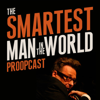 The Smartest Man in the World podcast artwork