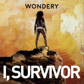 I, Survivor podcast artwork