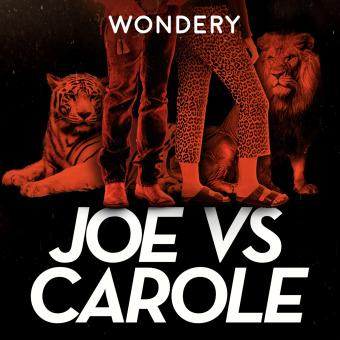 Joe Exotic: Tiger King podcast artwork