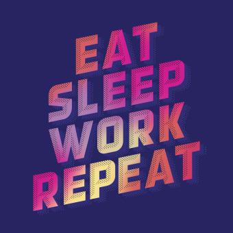 Eat Sleep Work Repeat podcast artwork