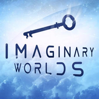 Imaginary Worlds podcast artwork