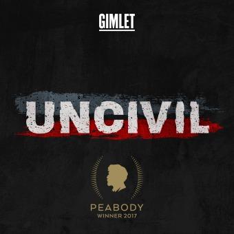 Uncivil podcast artwork