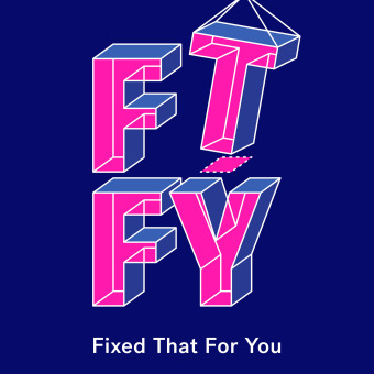 FTFY: Fixed That For You podcast artwork