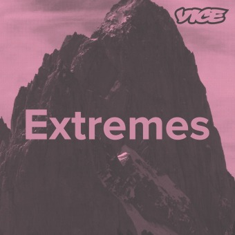 Extremes podcast artwork