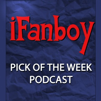 iFanboy - Comic Books podcast artwork