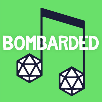 bomBARDed - A Musical Dungeons & Dragons Adventure podcast artwork