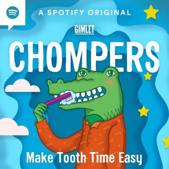 Chompers podcast artwork