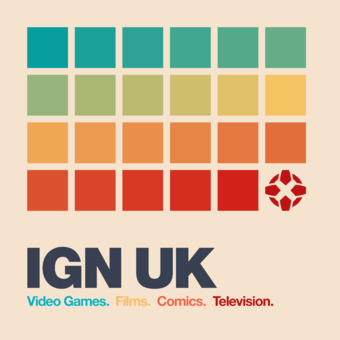 IGN UK Podcast podcast artwork