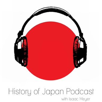 History of Japan podcast artwork