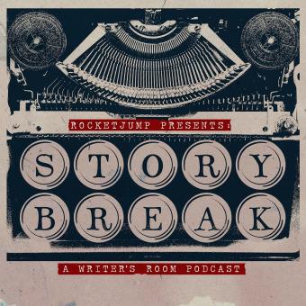 Story Break podcast artwork