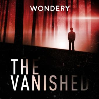 The Vanished Podcast podcast artwork