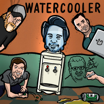 The Watercooler podcast artwork