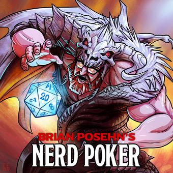 Nerd Poker podcast artwork