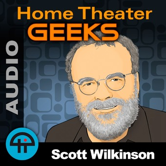 Home Theater Geeks (Audio) podcast artwork