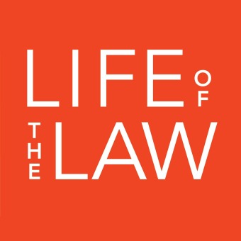 Life of the Law podcast artwork