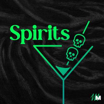 Spirits podcast artwork