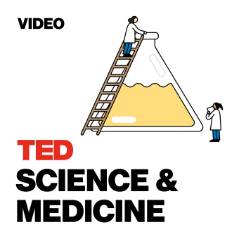 TED Talks Science and Medicine podcast artwork