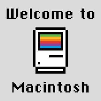 Welcome to Macintosh podcast artwork