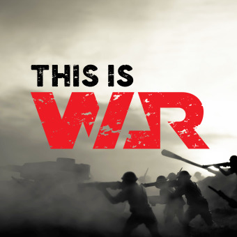 This is War podcast artwork
