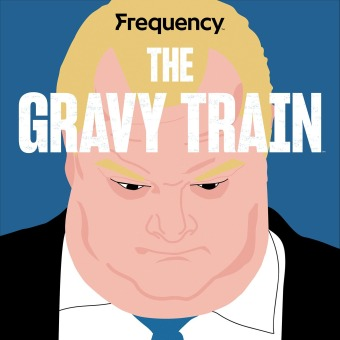 The Gravy Train podcast artwork
