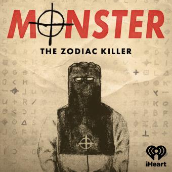 Monster: The Zodiac Killer podcast artwork