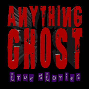 Anything Ghost Show podcast artwork