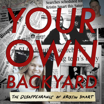 Your Own Backyard podcast artwork