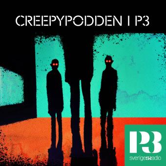 Creepypodden i P3 podcast artwork