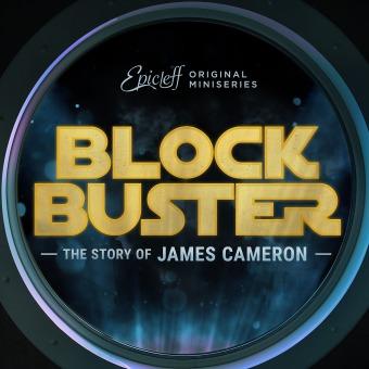 Blockbuster podcast artwork