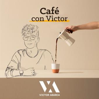 Cafe con Victor podcast artwork