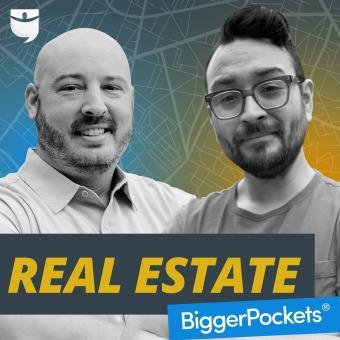 BiggerPockets Real Estate Podcast podcast artwork